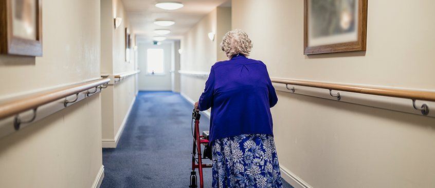 UK's Care-Home Buildings Present Fire Risk to Our Ageing Population