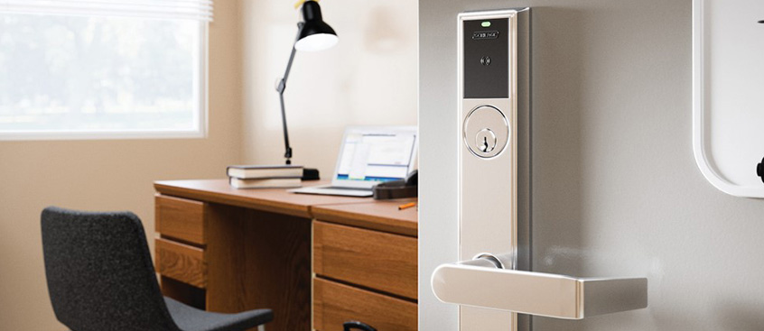 Allegion launches new-generation wireless mortise lock in the UK