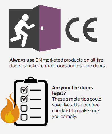 Prevention is better than cure: The fire door perspective