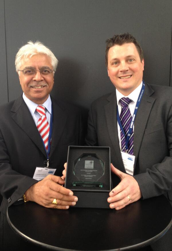Bomb Blast Doors Win 'Best in Class' At Counter Terror Expo Excellence Awards