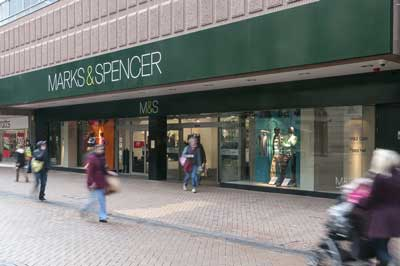 Case Study: Marks & Spencer's