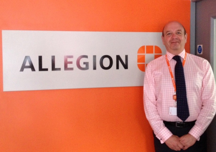 New Sales Leader for UK and Ireland appointed