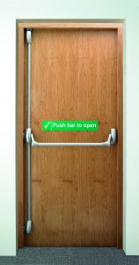Are your fire doors legal?