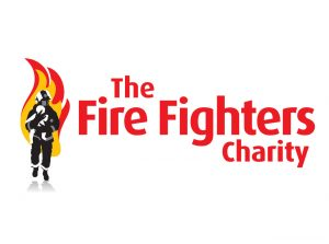 Allegion make donation to The Fire Fighters Charity