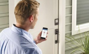 Could Electronic Locks be the Key to a Securer Home?